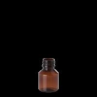 50 ml Pharma Veral - Rundflasche - PET -