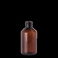 250 ml Pharma Veral - Rundflasche - PET